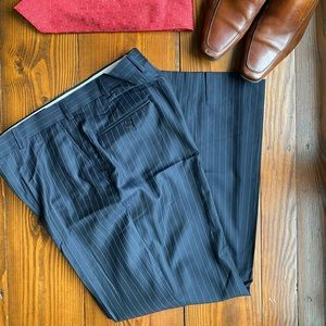 Claiborne Men's Pinstriped Dress Pants 👖